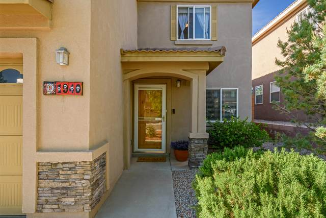 1940 Bold Ruler Road SE, Albuquerque, NM 87123 (MLS #968171) :: The Buchman Group