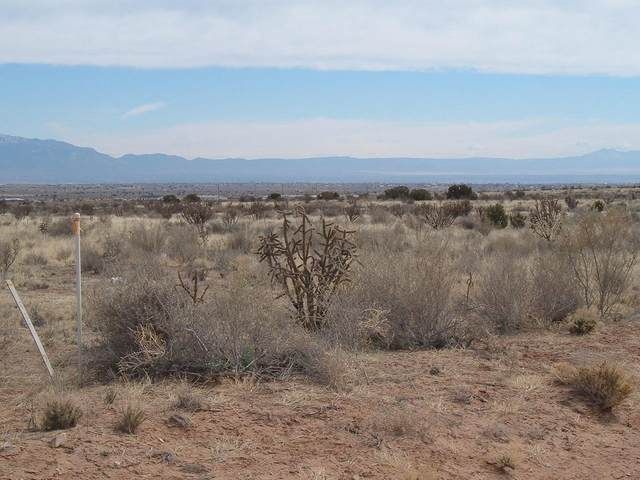 0 26th (U12b42l5) Avenue NW, Rio Rancho, NM 87144 (MLS #968176) :: Sandi Pressley Team