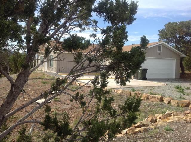 5 Camino Alto, Sandia Park, NM 87047 (MLS #968194) :: Campbell & Campbell Real Estate Services