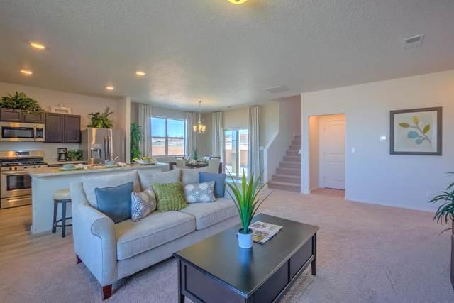 2297 Solara Loop NE, Rio Rancho, NM 87124 (MLS #968218) :: Campbell & Campbell Real Estate Services