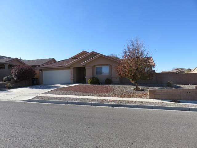 1543 White Pine Drive NE, Rio Rancho, NM 87144 (MLS #968221) :: Campbell & Campbell Real Estate Services