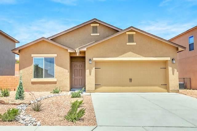 10008 Farinosa Avenue SW, Albuquerque, NM 87121 (MLS #968243) :: The Buchman Group