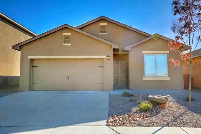 10039 Sacate Blanco Avenue SW, Albuquerque, NM 87121 (MLS #968248) :: The Buchman Group