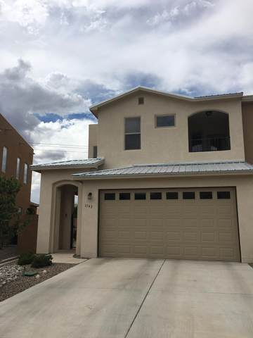1743 Band Saw NW, Albuquerque, NM 87104 (MLS #968279) :: The Buchman Group