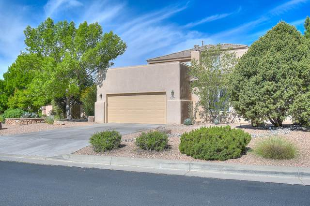 6109 Silver Leaf Trail NE, Albuquerque, NM 87111 (MLS #968313) :: Campbell & Campbell Real Estate Services