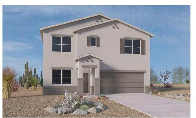 2281 Solara Loop NE, Rio Rancho, NM 87144 (MLS #968323) :: Campbell & Campbell Real Estate Services