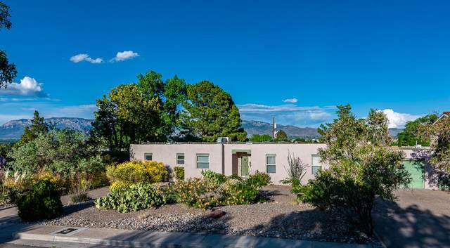 306 Hermosa Drive SE, Albuquerque, NM 87108 (MLS #968358) :: Campbell & Campbell Real Estate Services
