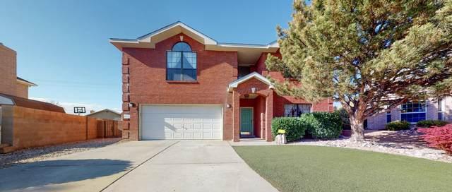 6919 La Lucena Avenue NE, Albuquerque, NM 87113 (MLS #968399) :: Campbell & Campbell Real Estate Services