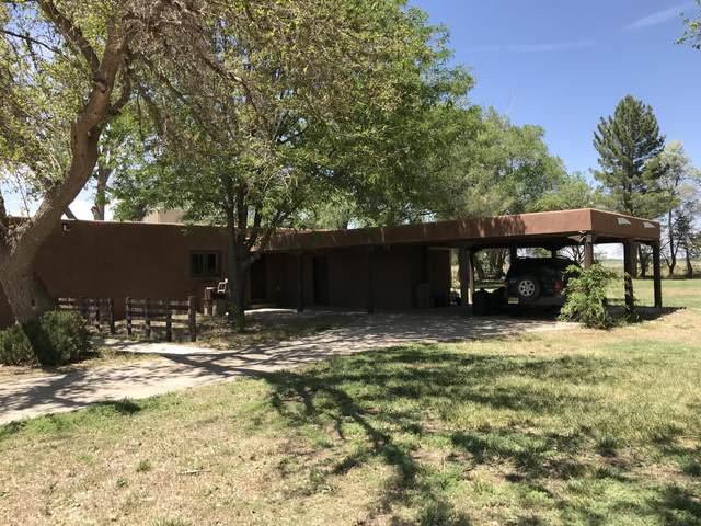 55 Camino Ulibarri, Veguita, NM 87062 (MLS #968405) :: The Bigelow Team / Red Fox Realty