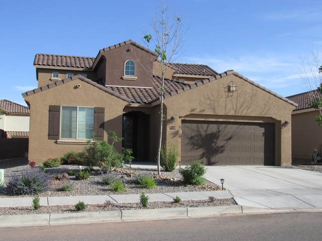7118 Overview Road NE, Rio Rancho, NM 87144 (MLS #968407) :: The Buchman Group