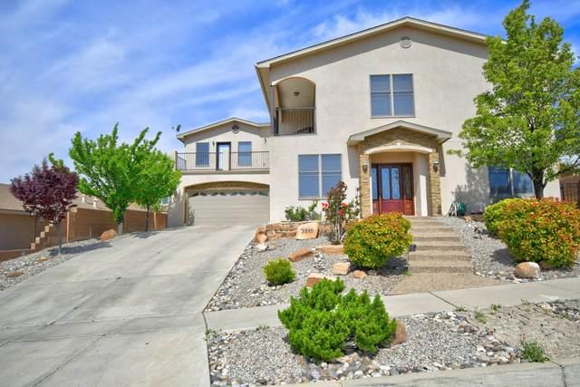 3916 Bryan Avenue NW, Albuquerque, NM 87114 (MLS #968451) :: The Buchman Group