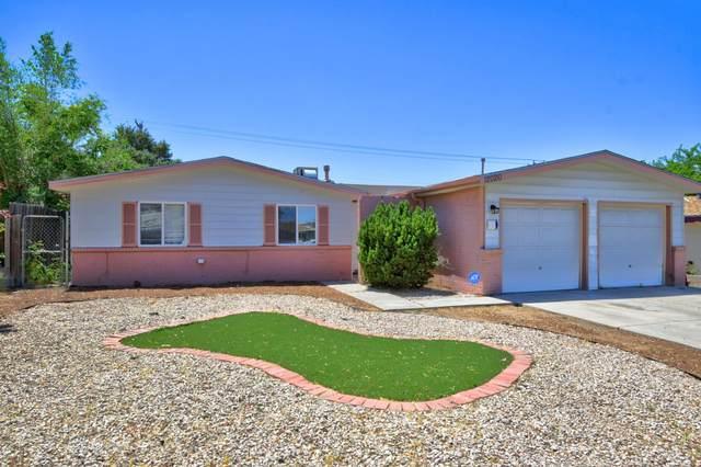 12020 Morrow Avenue NE, Albuquerque, NM 87112 (MLS #968474) :: Campbell & Campbell Real Estate Services