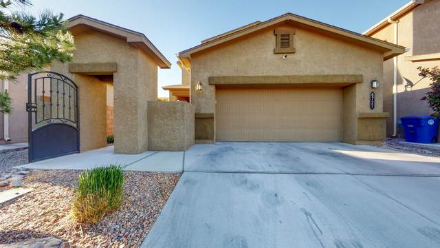 6727 Kayser Mill Road NW, Albuquerque, NM 87114 (MLS #968476) :: The Buchman Group