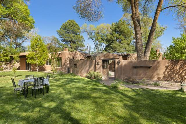 8905 Guadalupe Trail NW, Albuquerque, NM 87114 (MLS #968494) :: Campbell & Campbell Real Estate Services