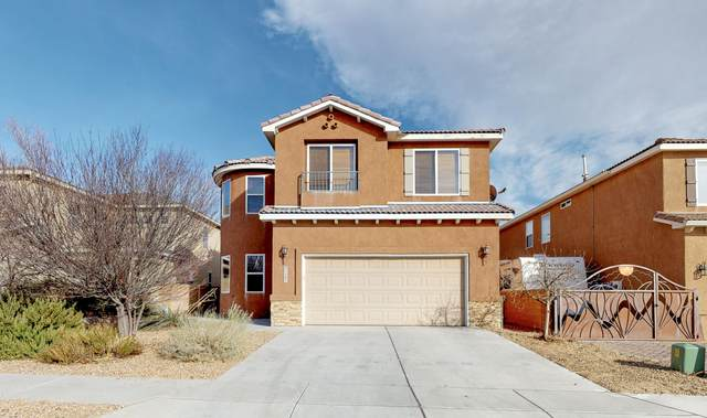 9528 Jacks Creek Road NW, Albuquerque, NM 87114 (MLS #968503) :: The Buchman Group