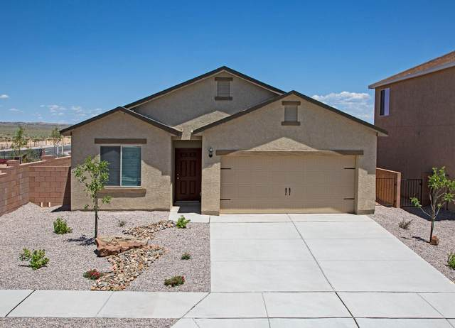 3717 Bronco Trail NE, Rio Rancho, NM 87124 (MLS #968515) :: Campbell & Campbell Real Estate Services