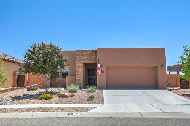1510 Corta Cantera SW, Los Lunas, NM 87031 (MLS #968519) :: Campbell & Campbell Real Estate Services