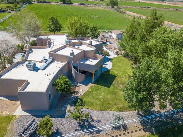712 Pheasant Lane SW, Los Lunas, NM 87031 (MLS #968520) :: Campbell & Campbell Real Estate Services