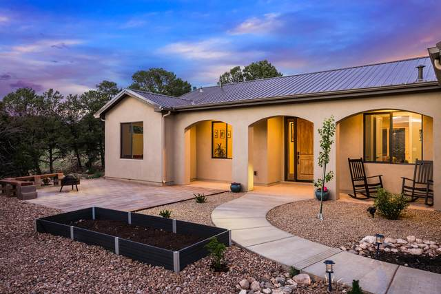 71 Express Boulevard, Sandia Park, NM 87047 (MLS #968556) :: Campbell & Campbell Real Estate Services