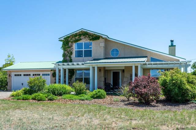 581 E Frost Road, Edgewood, NM 87015 (MLS #968573) :: Campbell & Campbell Real Estate Services