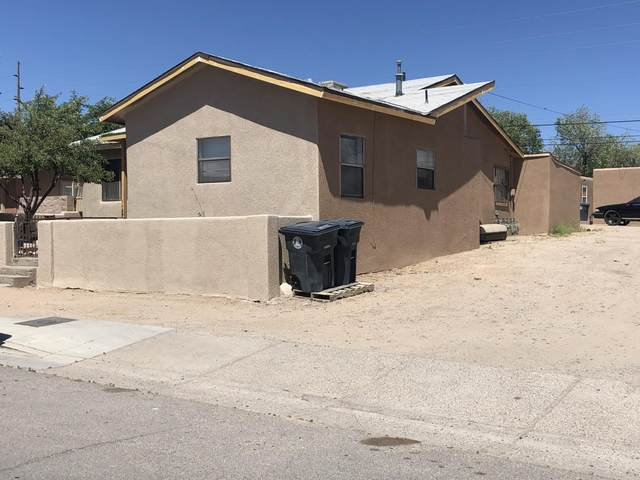 1720 Arno Street SE, Albuquerque, NM 87102 (MLS #968591) :: The Buchman Group