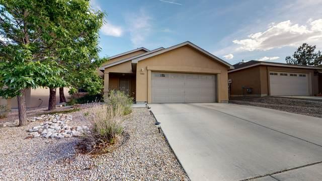 5640 Bald Eagle Road NW, Albuquerque, NM 87114 (MLS #968599) :: The Buchman Group
