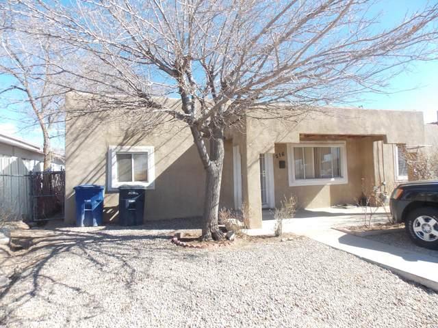 216 Mesilla Street NE, Albuquerque, NM 87108 (MLS #968607) :: The Buchman Group