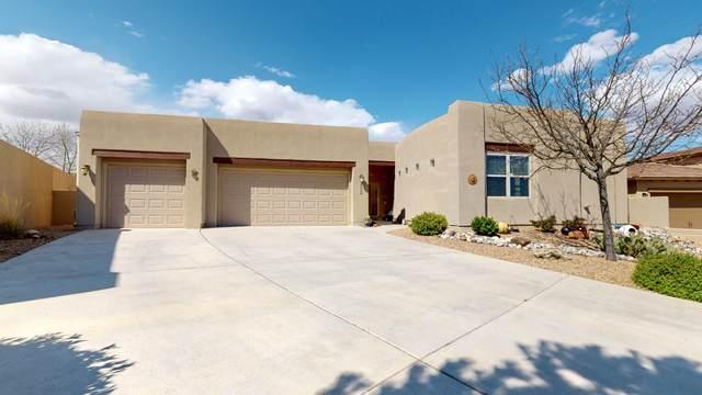 2505 Vista Manzano Loop NE, Rio Rancho, NM 87144 (MLS #968616) :: Campbell & Campbell Real Estate Services