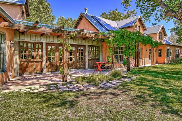 239 Bosque Acres, Corrales, NM 87048 (MLS #968628) :: Campbell & Campbell Real Estate Services