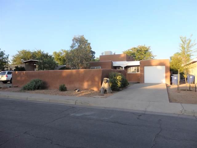 824 Manzano Street NE, Albuquerque, NM 87110 (MLS #968646) :: The Buchman Group