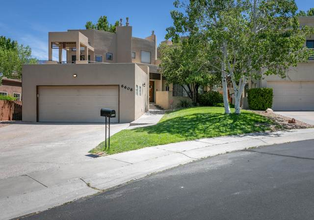6608 Wentworth NE, Albuquerque, NM 87111 (MLS #968656) :: Campbell & Campbell Real Estate Services