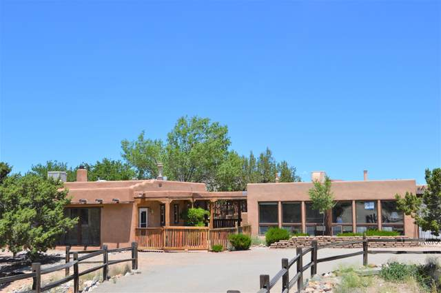 7 Tierra Madre Road, Placitas, NM 87043 (MLS #968665) :: Campbell & Campbell Real Estate Services