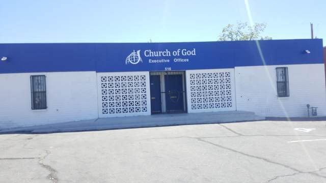 516 Chama Street NE, Albuquerque, NM 87108 (MLS #968673) :: The Buchman Group