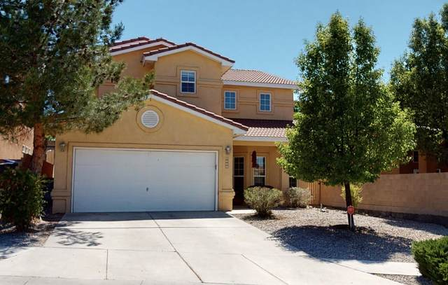 9915 Brunswick Place NW, Albuquerque, NM 87114 (MLS #968688) :: The Buchman Group