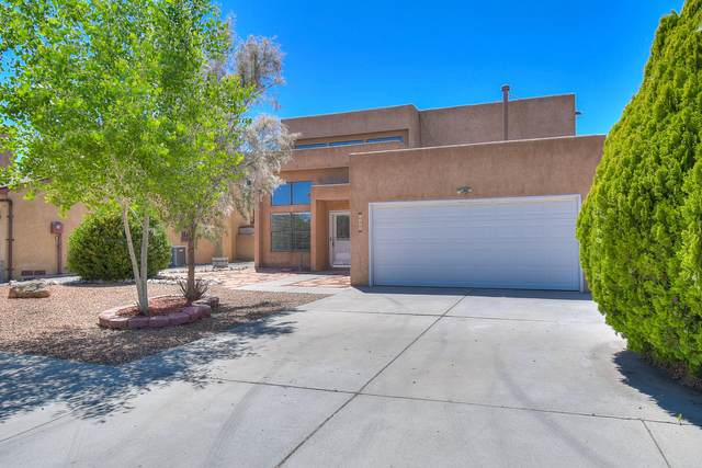 6305 Kearney Trail NW, Albuquerque, NM 87120 (MLS #968700) :: The Buchman Group