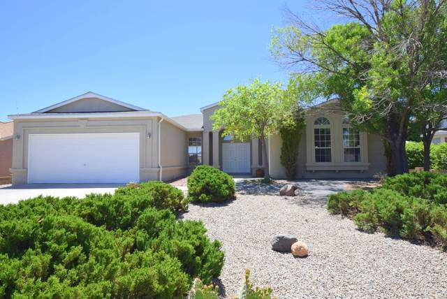 7212 Spruce Mountain Loop NE, Rio Rancho, NM 87144 (MLS #968708) :: Campbell & Campbell Real Estate Services