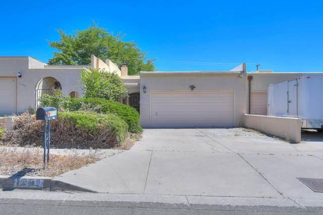 12904 Alice Avenue NE, Albuquerque, NM 87112 (MLS #968714) :: Campbell & Campbell Real Estate Services
