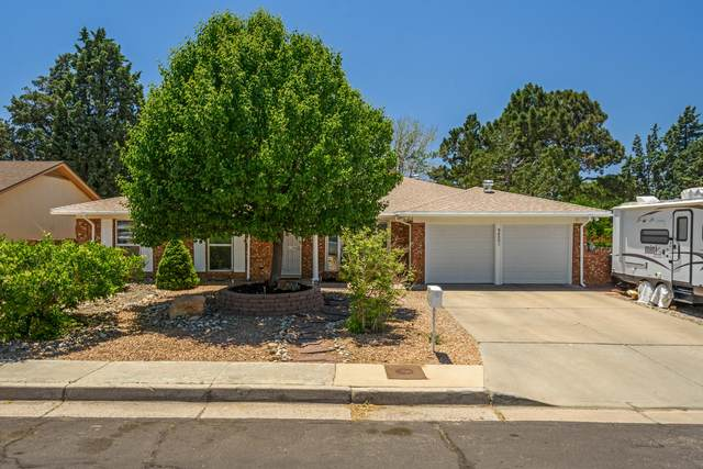4809 Downey Street NE, Albuquerque, NM 87109 (MLS #968740) :: Campbell & Campbell Real Estate Services