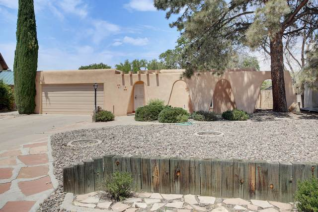 6509 Martin Court NE, Albuquerque, NM 87109 (MLS #968745) :: Campbell & Campbell Real Estate Services