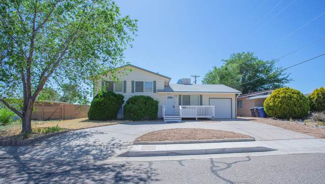 2805 June Street NE, Albuquerque, NM 87112 (MLS #968751) :: Campbell & Campbell Real Estate Services