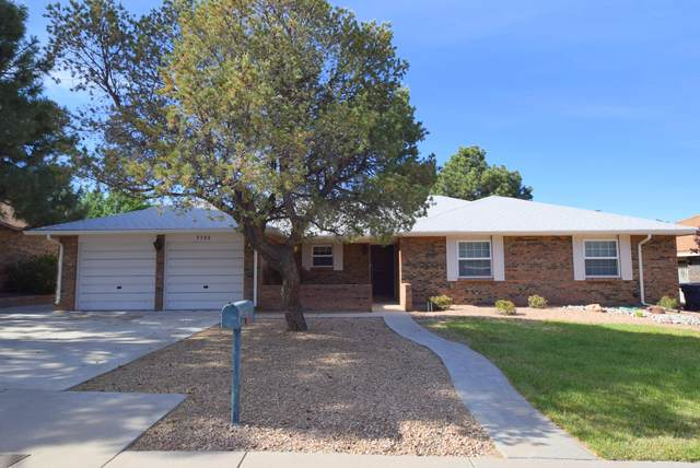 7700 Lamplighter Lane NE, Albuquerque, NM 87109 (MLS #968758) :: Campbell & Campbell Real Estate Services