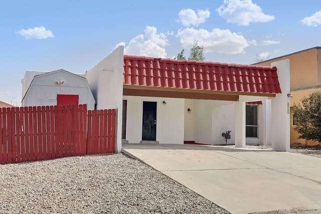 5532 Edie Place NW, Albuquerque, NM 87114 (MLS #968766) :: Campbell & Campbell Real Estate Services