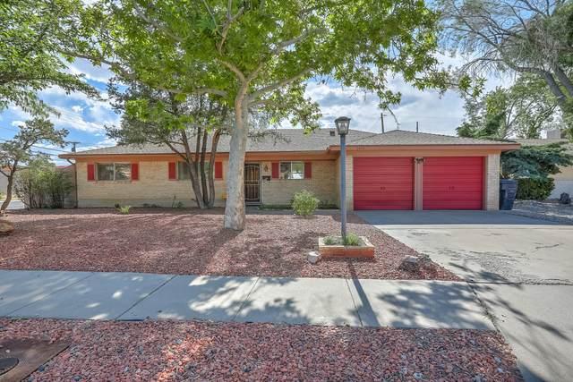1401 Boatright Drive NE, Albuquerque, NM 87112 (MLS #968777) :: Campbell & Campbell Real Estate Services