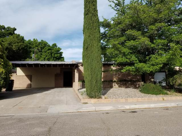 1808 Lester Drive NE, Albuquerque, NM 87112 (MLS #968782) :: Campbell & Campbell Real Estate Services