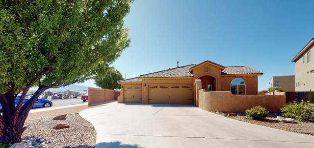 6504 Desert Spirit Road NW, Albuquerque, NM 87114 (MLS #968785) :: The Buchman Group