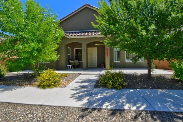 5608 Addis Avenue SE, Albuquerque, NM 87106 (MLS #968795) :: The Buchman Group