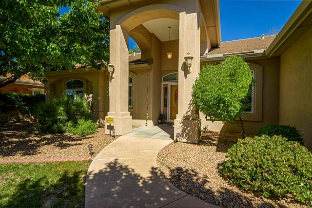 6924 Brandywine Loop NE, Albuquerque, NM 87111 (MLS #968808) :: The Buchman Group