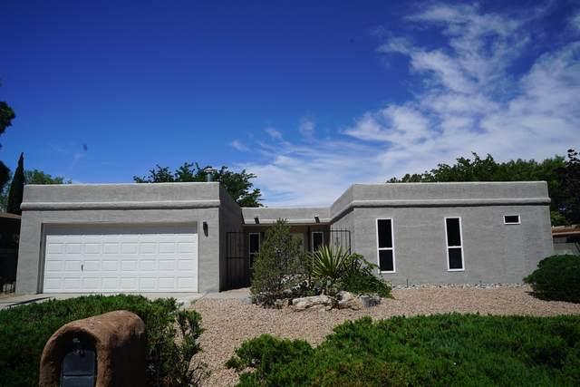 1925 Buffalo Dancer Trail NE, Albuquerque, NM 87112 (MLS #968822) :: Campbell & Campbell Real Estate Services