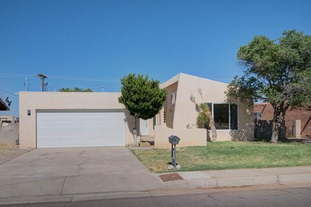 1921 Paisano Street NE, Albuquerque, NM 87112 (MLS #968826) :: Campbell & Campbell Real Estate Services