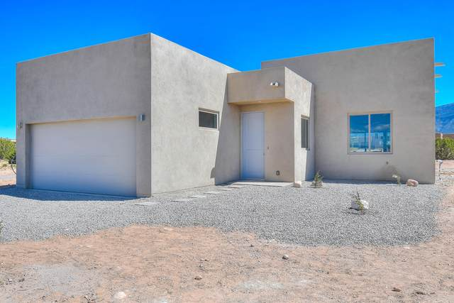 62 Palomino Road, Placitas, NM 87043 (MLS #968831) :: Campbell & Campbell Real Estate Services
